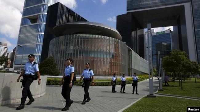 资料照:香港立法会外景