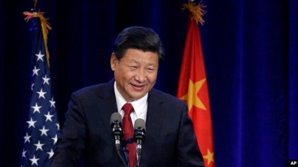 Xi dijo a Trump que China se opone firmemente al programa de armas nucleares de Corea del Norte.