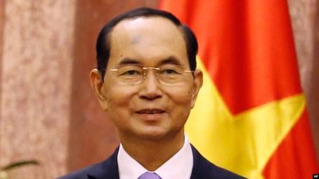 Chủ tịch nước Trần Đại Quang qua đời ngày 21/9/2018 ở tuổi 62.