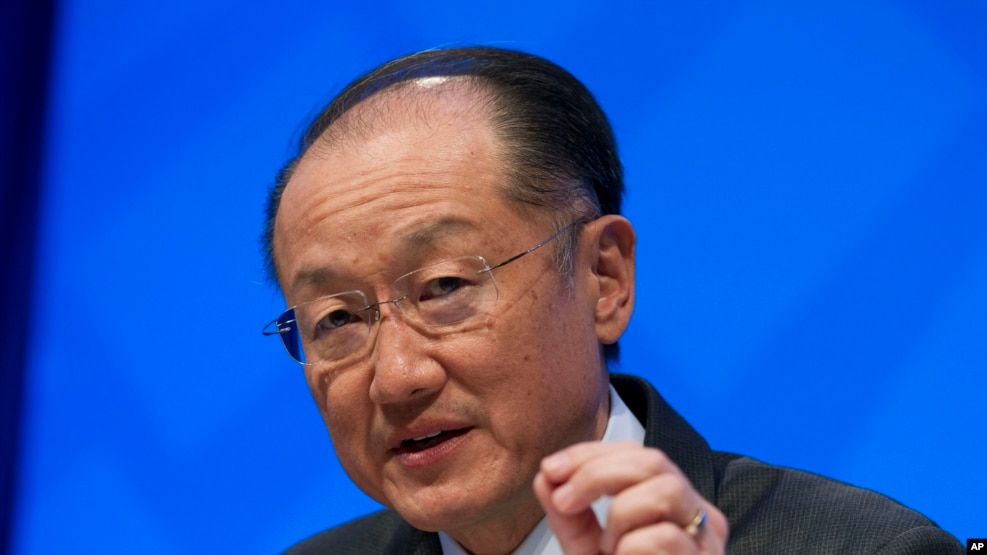 Jim Yong Kim, presidente do Banco Mundial