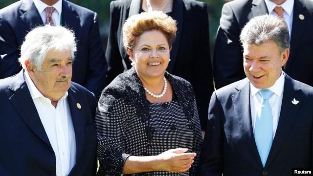La presidenta de Brasil, Dilma Rouseff hizo el anuncio desde Chile y dijo que comisión estaría integrada por representantes de todos los países miembros del bloque.