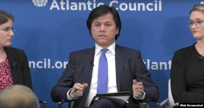 Uygur İnsan Hakları Projesi Yönetim Kurulu Başkanı Nuri Türkel