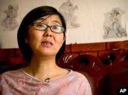 北京维权律师王宇(2015年4月18日 资料照片)