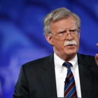 John Bolton reemplaza a McMaster como asesor de seguridad nacional