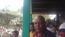 Doktor Mararaa hiriira Amboo irratti