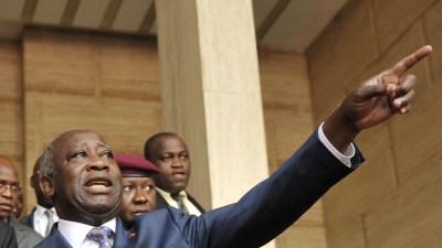 Mantan Pemimpin Pantai Gading di Bandara Belgia, Siap Pulang