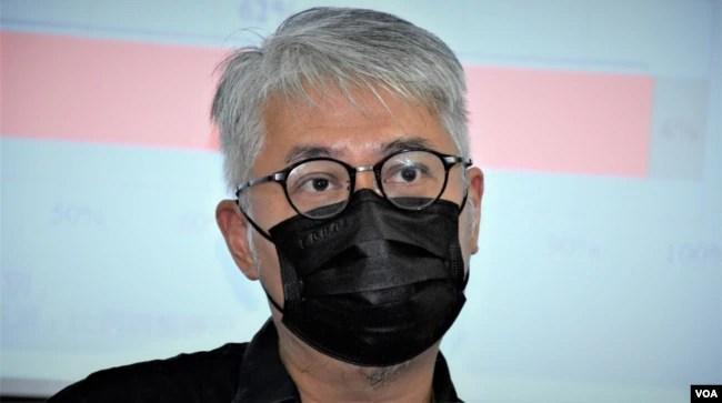 """黄伟国分析北不在乎立法会选举是否""""清一色"""" (美国之音/汤惠芸)"""