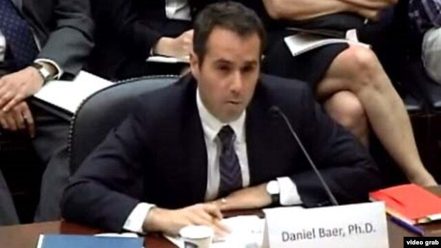 Dr. Daniel B. Baer discusses human rights in Vietnam.
