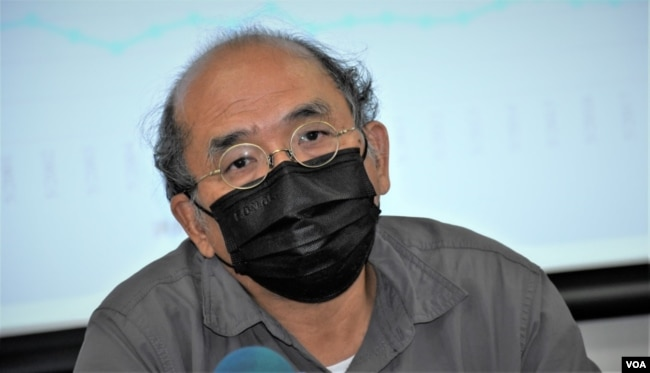 钟剑华表示,支联会等公民社会组织, 在国安法下被迫解散,会令国际社会觉得一国两制已经名存实亡(美国之音/汤惠芸)