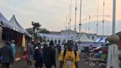 Fête nationale de la jeunesse à Yaoundé