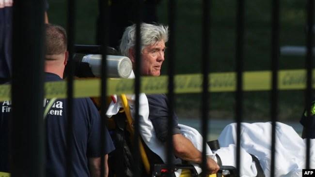 Congressman Scalise Shot Outside Washington