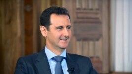 Tổng thống Syria Bashar al-Assad.
