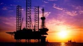 Giàn khoan dầu của Tổng công ty Dầu khí Hải dương Trung Quốc CNOOC.