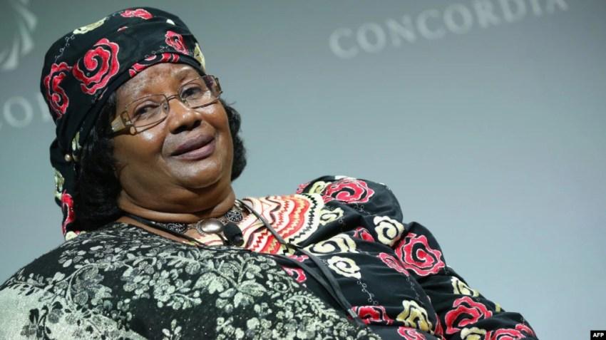 Image result for Joyce Banda- Malawi