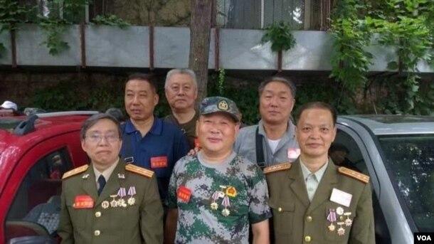 用老命换公平:中国退役军官的漫漫上访路