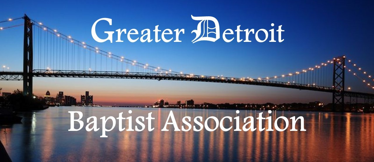 Greater Detroit Baptist Association  Logo