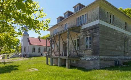 Grosse-Île Irish Memorial National Historic Site