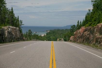 Highway 17, Lake Superior Provincial Park