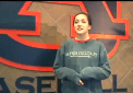 Auburn Baseball fan Emily Higgins explains why she is so excited about this year's baseball team.