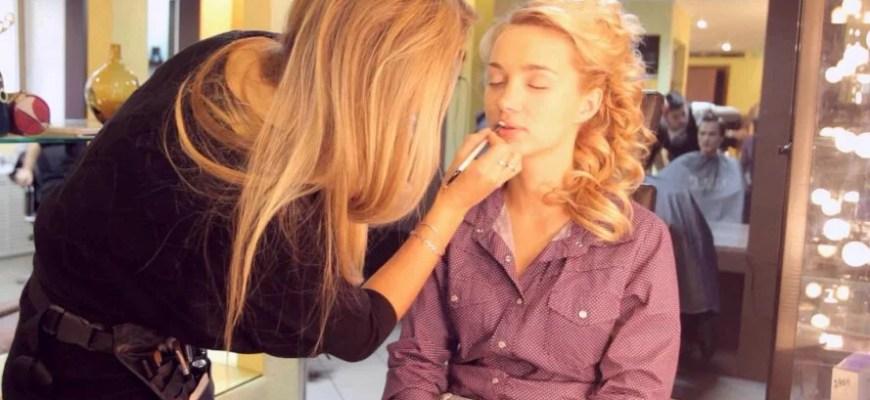 Сделать макияж в Москве