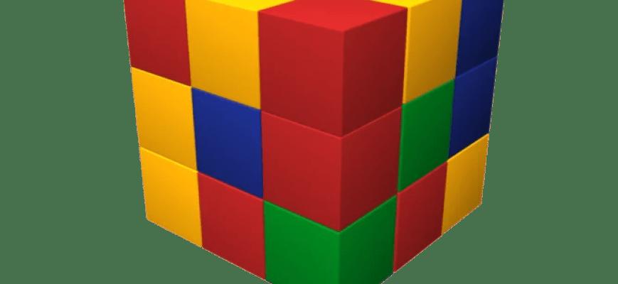 Купить кубик Рубик в Москве