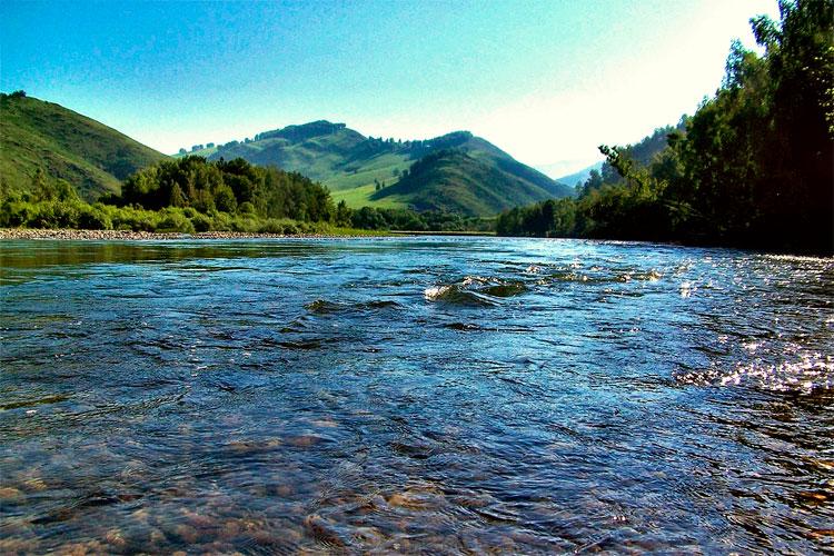 река сентелек
