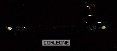 Corleone is watching...
