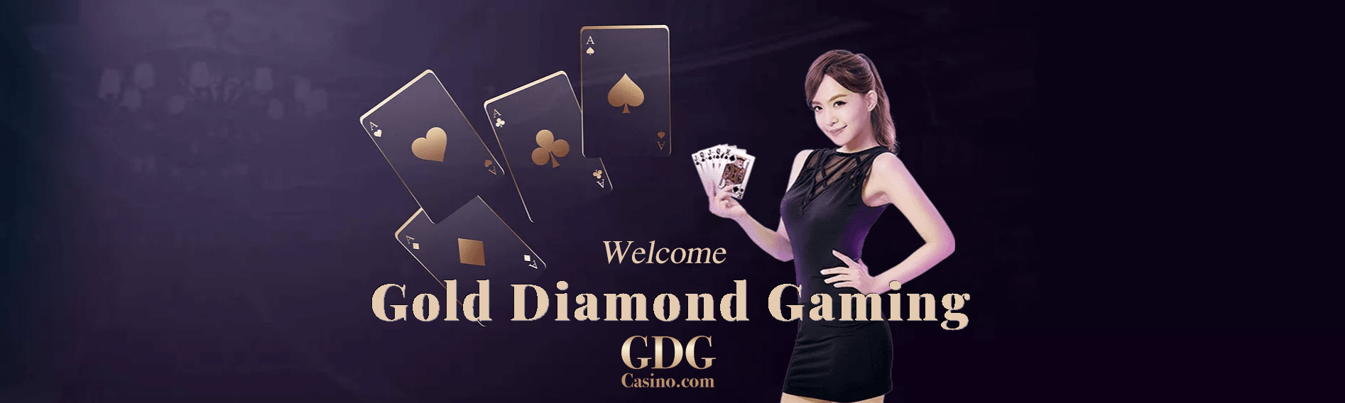 Welcome to Gold Diamond Gaming