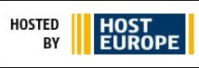 Webhosting mit Host Europe