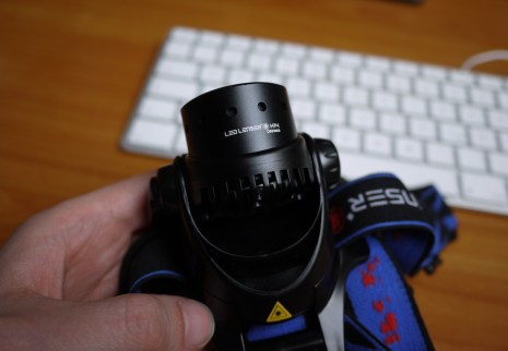 LED LENSER Test 013