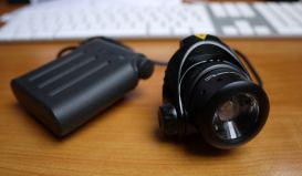 LED LENSER Test 016