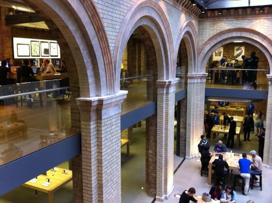 Apple Store London Convent Garden