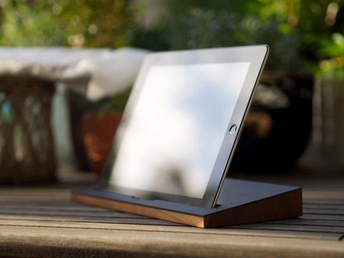 Klotzaufklotz iPad Ständer 36