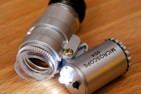 Mini-Mikroskope 45x