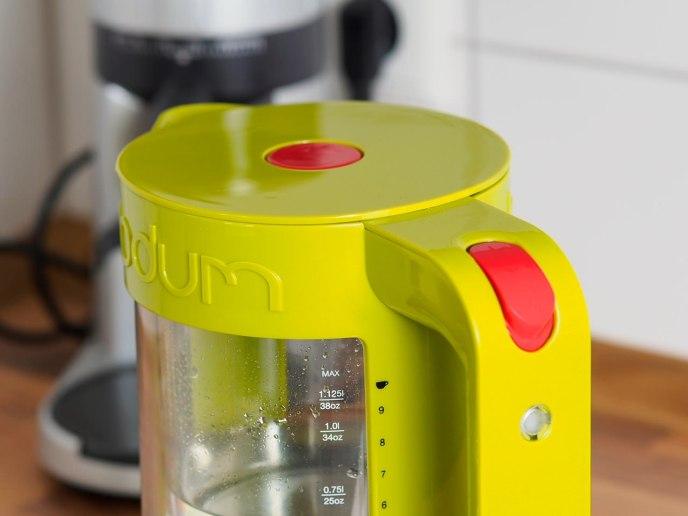 Bodum Wasserkocher bodum wasserkocher bistro gdgts