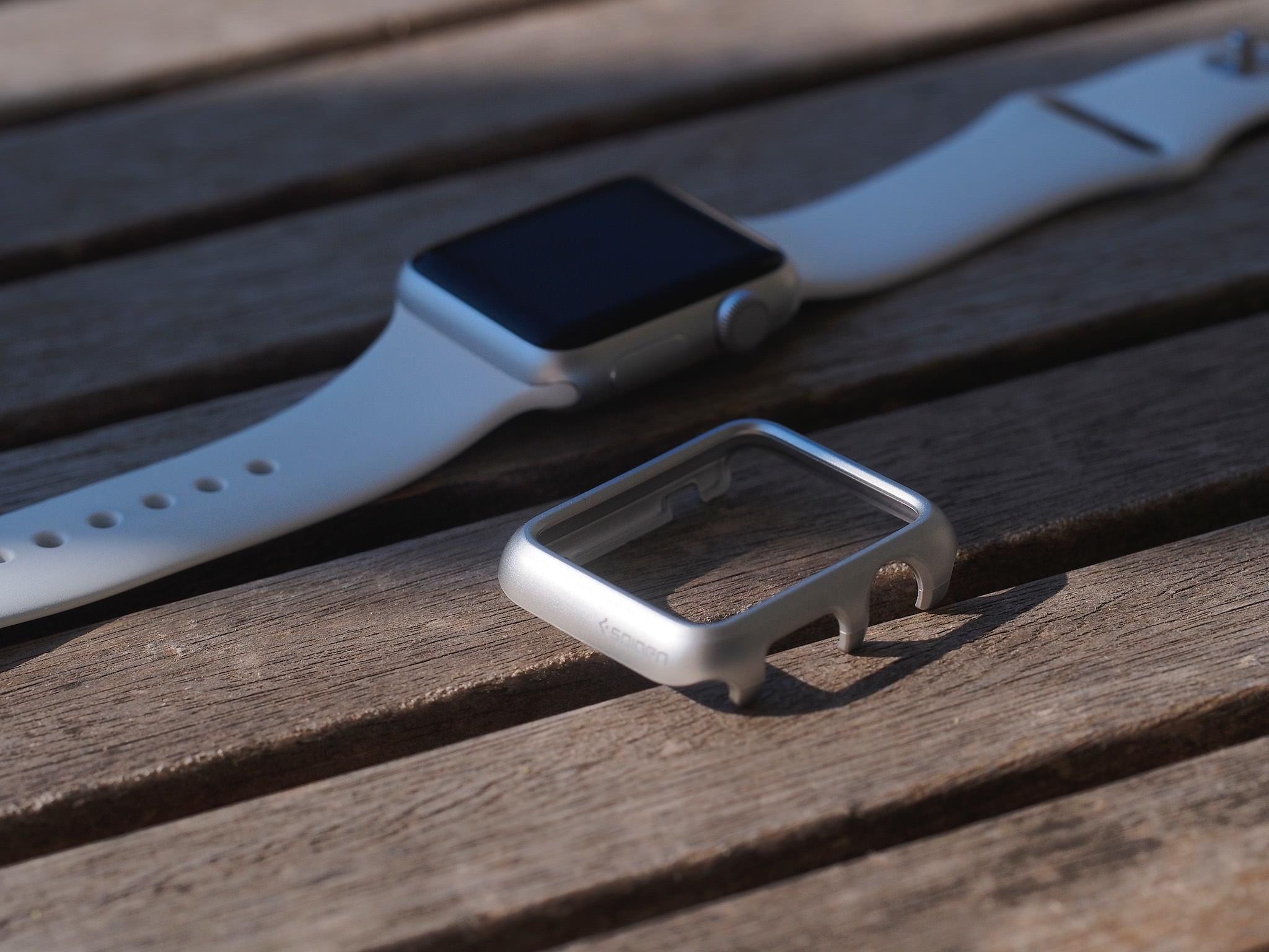 Sipgen Case for Apple Watch Thin Fit 2