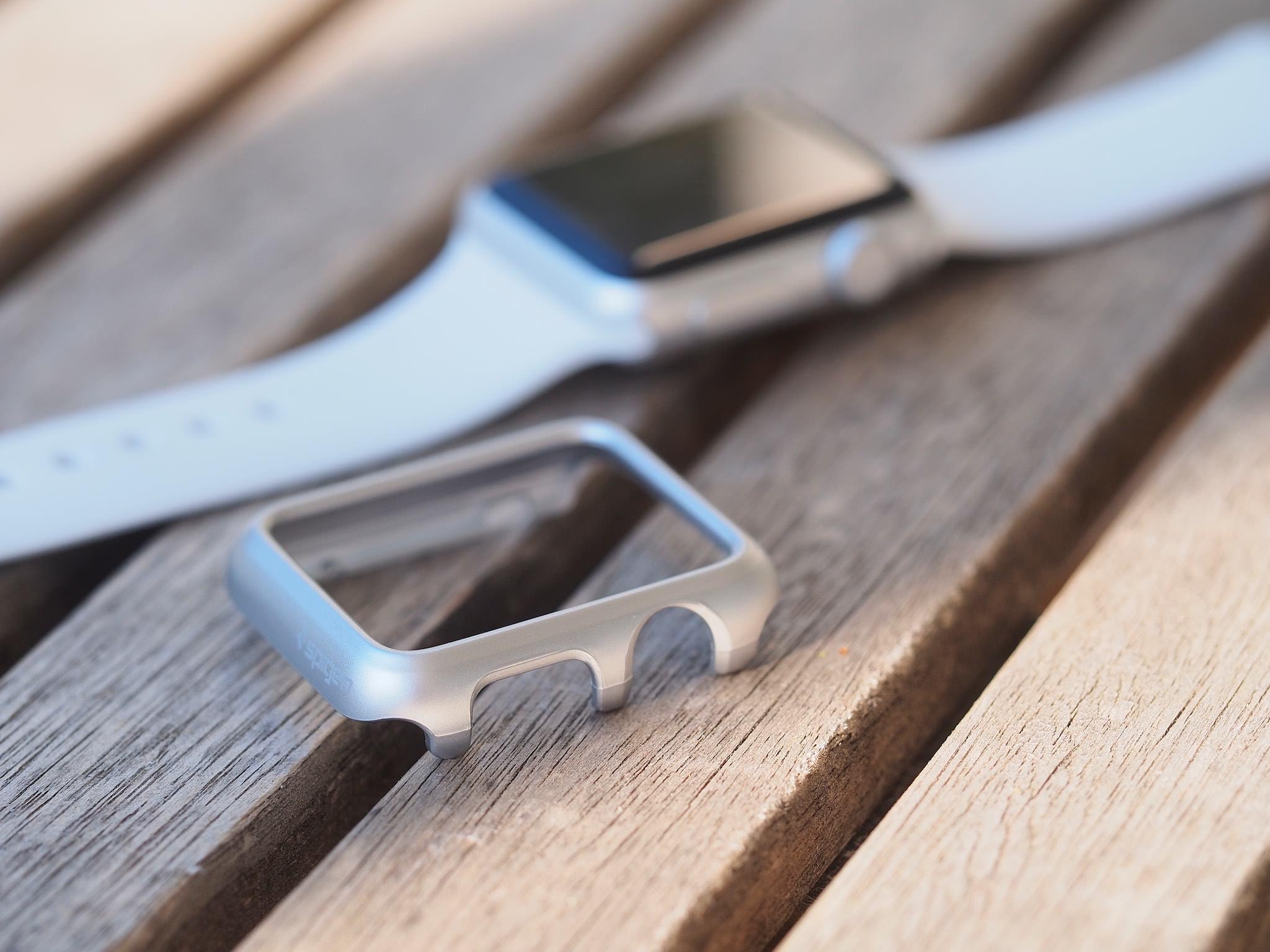 Sipgen Case for Apple Watch Thin Fit 4
