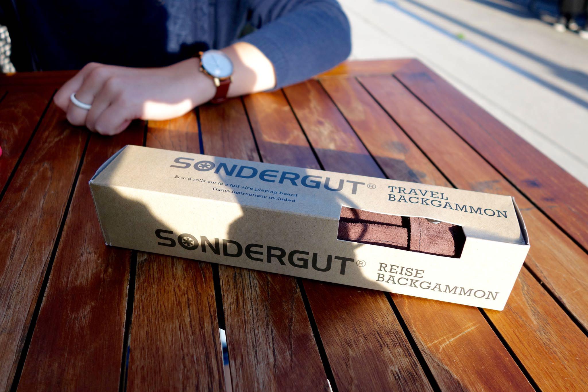 Sondergut Backgammon - 1