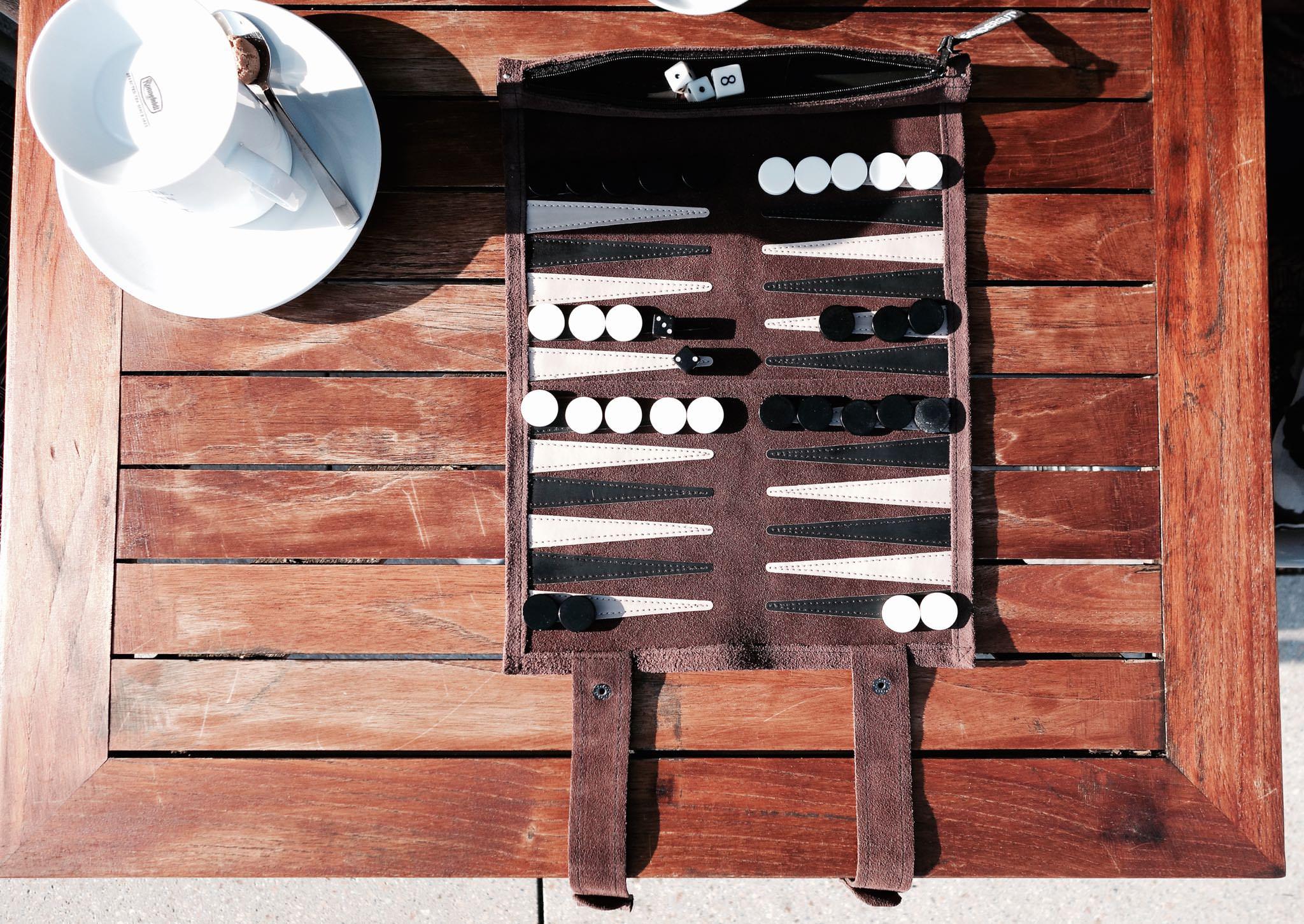 Sondergut Backgammon - 14