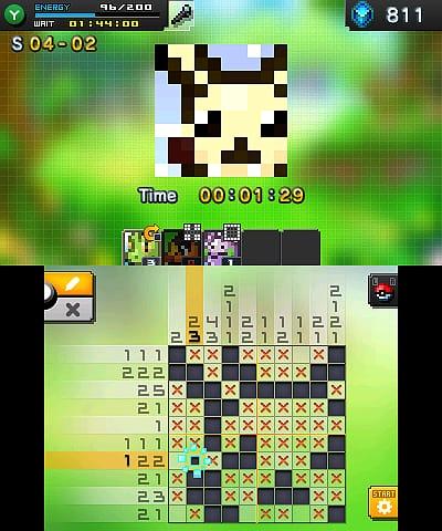 1_N3DS_PP_Screenshot_3DS_PokemonPicross_scrn_01