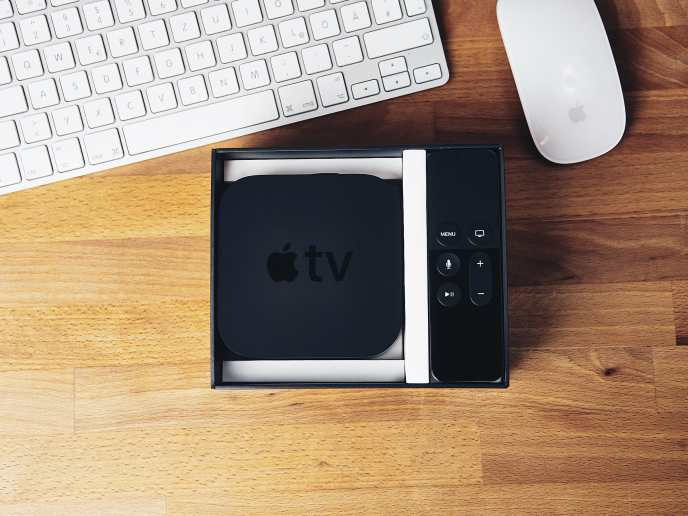 Apple TV 4 3
