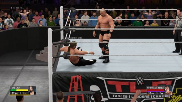 WWE2K16 Review Match