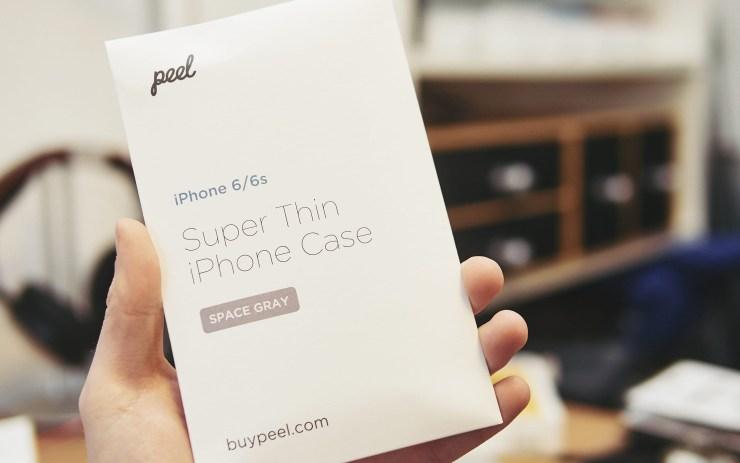 peel super thin iphone case P4071116
