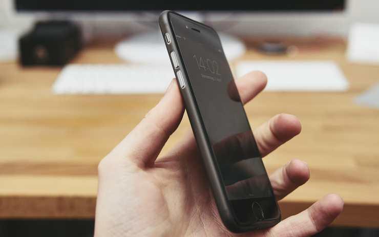 peel super thin iphone case P4071131