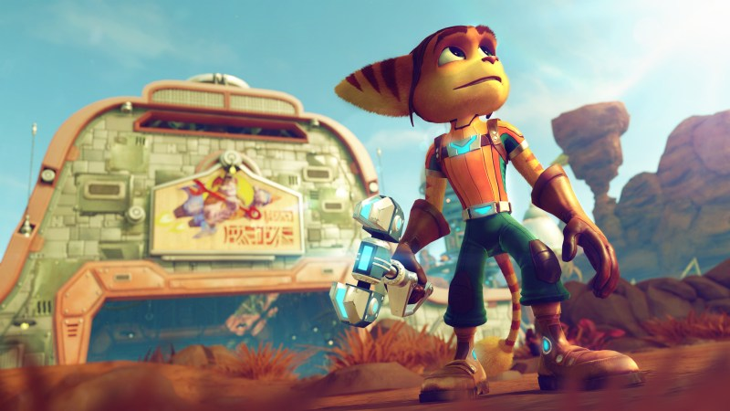 Ratchet and Clank Review