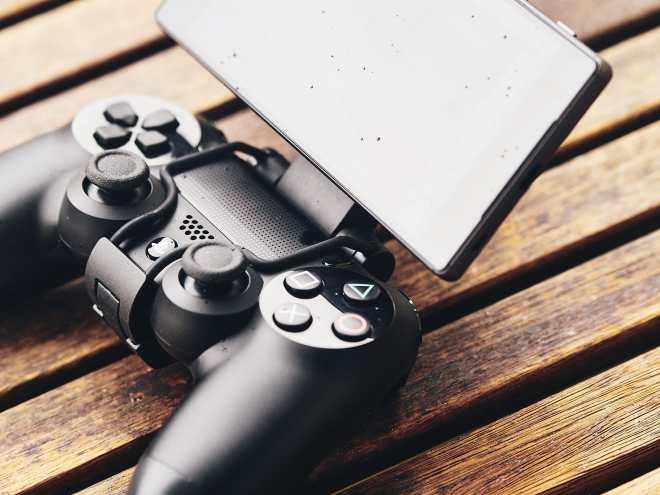 Sony Mobile-Gaming-Bundle Sony Xperia Z5 P4251755