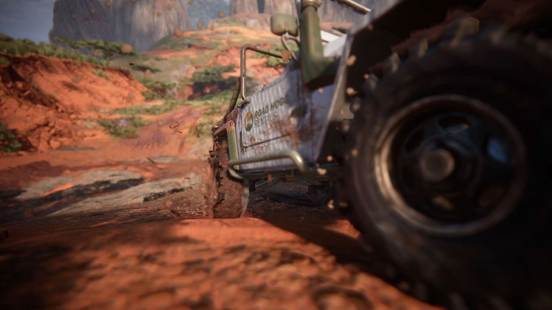 Uncharted 4 Article