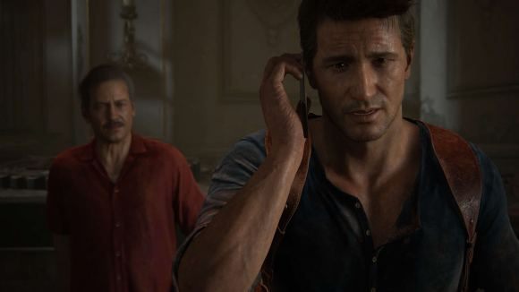 Uncharted 4 Gesichter