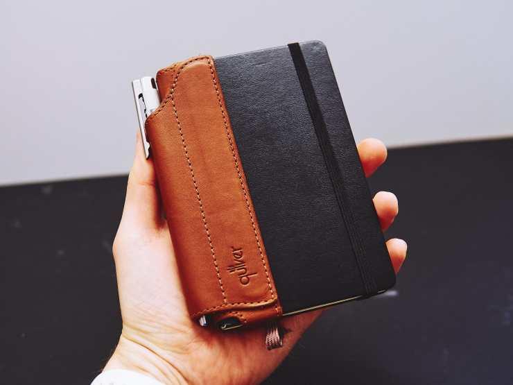 Quiver Stifthalter für Notizbücher P6060111