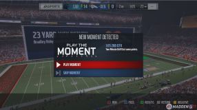 Review Madden 17 Play the Moment 2